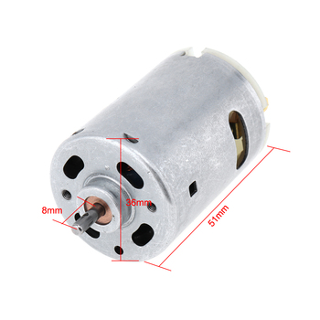 NAUJAS 12V DC Mini Electric Motor